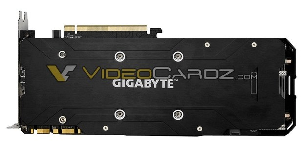 Gigabyte GeForce GTX 1070 Ti