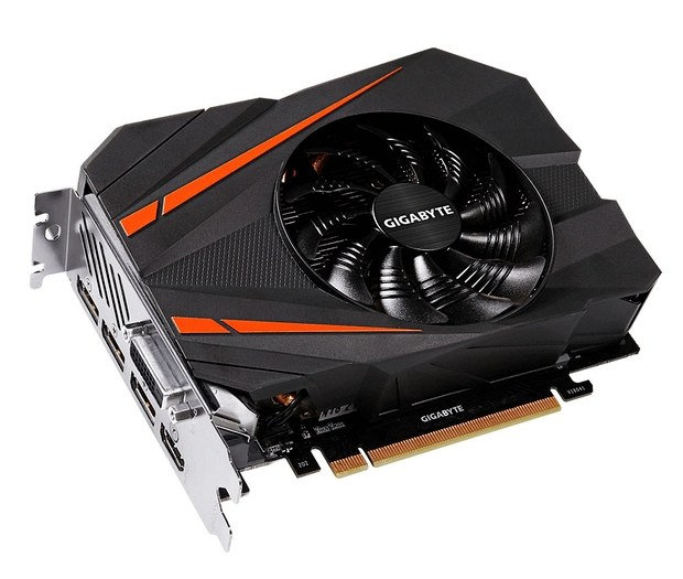 Gigabyte GeForce GTX 1080 Mini