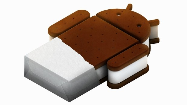 Маскот Android Ice Cream Sandwich