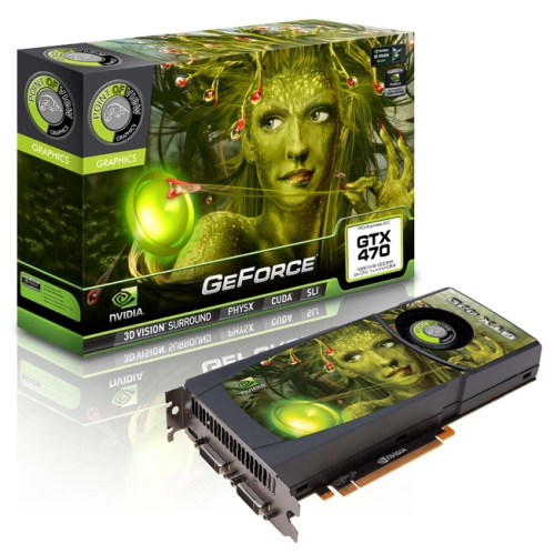 POV GeForce GTX 470