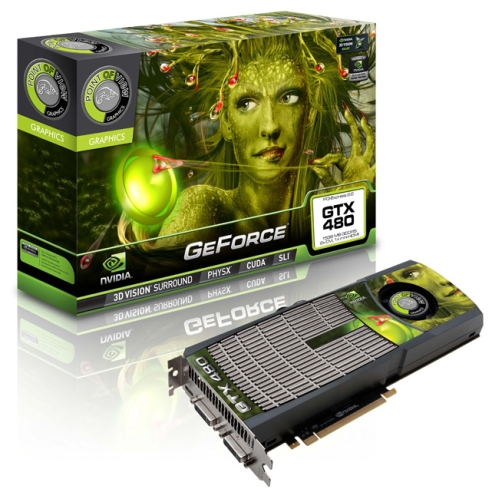 POV GeForce GTX 480