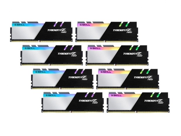 Набор памяти Trident Z Neo DDR4-3600 CL16-20-20 256GB