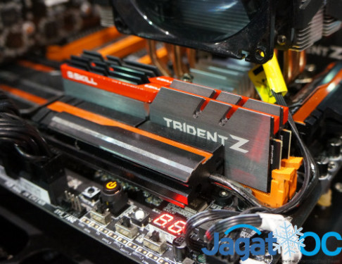 WCCFtech Home News Analysis Editorials Reviews Guides Leaks Rumors G.Skill Trident Z DDR4