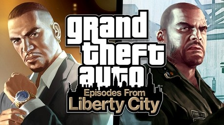 GTA IV Episodes cover
