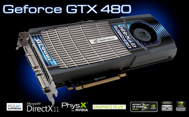 Inno3D GeForce GTX 480