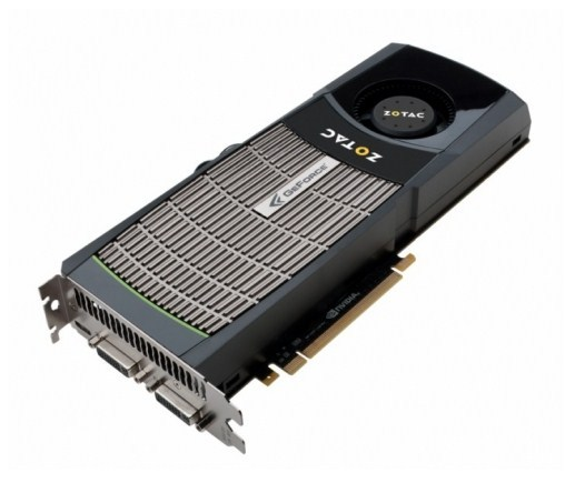 Zotac GeForce GTX 480