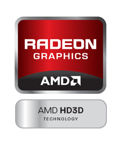 AMD HD3D logo