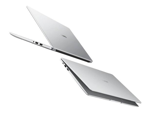 Ноутбуки Huawei Matebook D14 и D15 в закрытомвиде