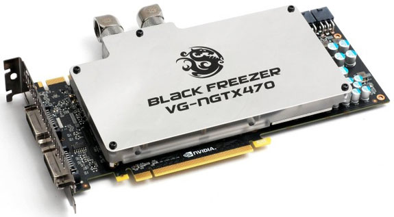 GeForce GTX 470 от Inno3D