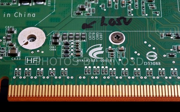 Inno3D GeForce GTX 470 PCB