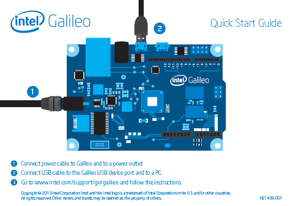 Платформа Intel Galileo
