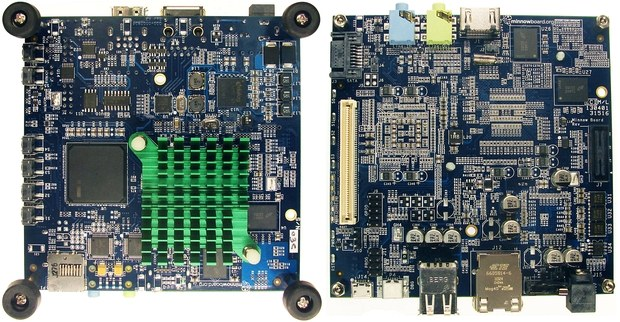 Intel MinnowBoard
