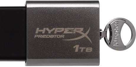 Накопитель Kingston DataTraveler HyperX Predator 3.0,