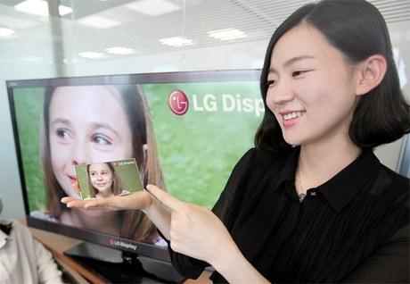 Одноэлементный экран LG