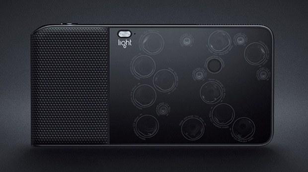 16-объективная фотокамера Light L16