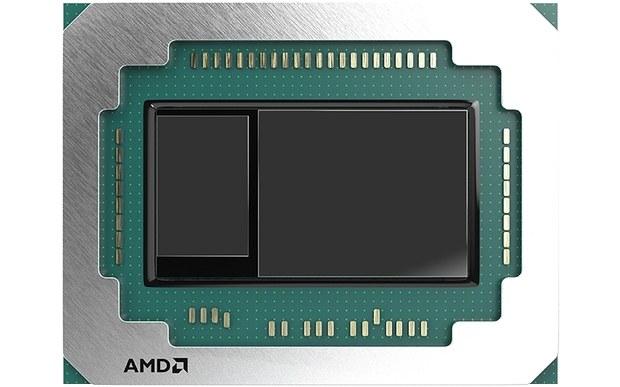 Графический процессор AMD Vega Mobile