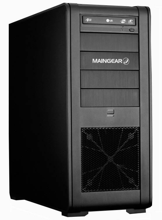 Maingear pc 3dvision surround