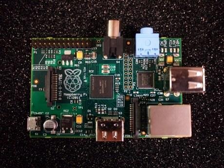 Компьютер Raspberry Pi
