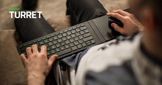 Клавиатура Rzer Turret