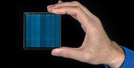 Экспериментальный стеклянный накопитель Microsoft Silica