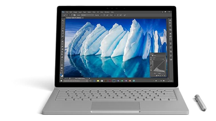 Microsoft SurfaceBook i7