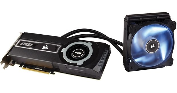 MSI GeForce GTX 980 Ti Sea Hawk
