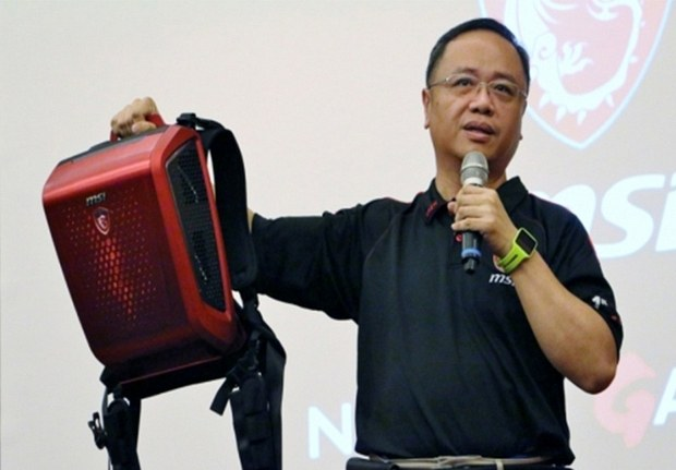 Backpack PC