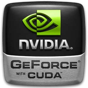 Логотип NVIDIA GeForce
