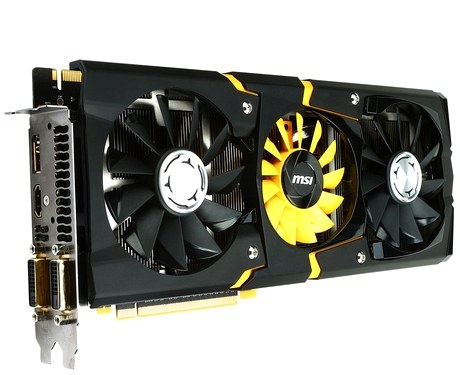 MSI GeForce GTX 780 Lightnin