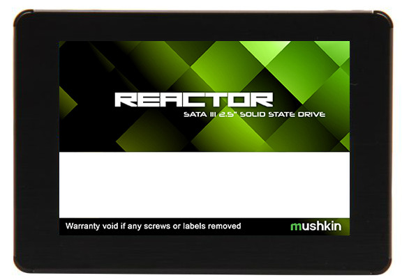 Mushkin SSD Reactor