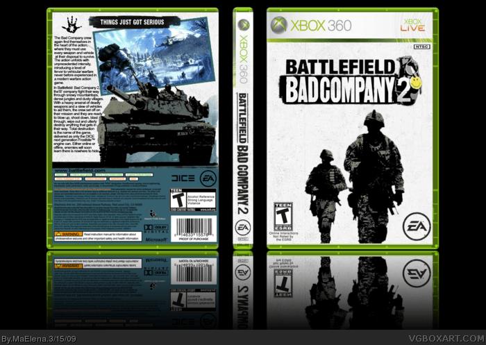 Battlefield Bad Company 2  Xbox Games Store