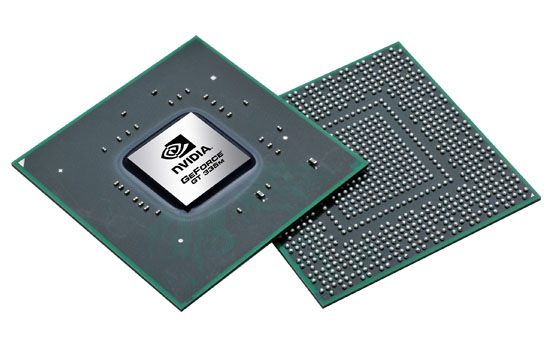 GeForce GT 335M