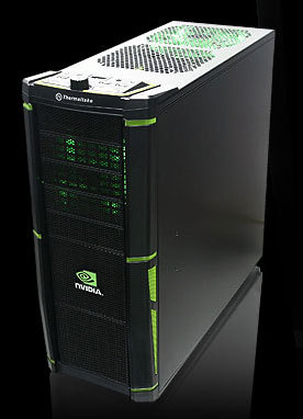 Rорпус Thermaltake Element V NVIDIA Edition