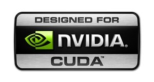 Designed for CUDA logo