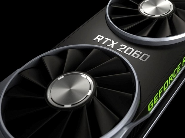 Видеокарта NVIDIA GeForce RTX 2060 Founders Edition