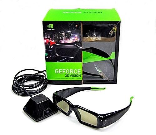 Набор NVIDIA 3D Vision