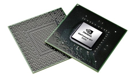 GeForce GT 540M