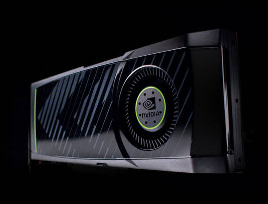NVIDIA GeForce GTX 580 на чипе GF110