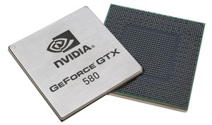 Чип NVIDIA GeForce GTX 580