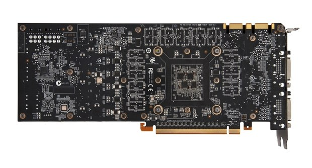 GeForce GTX 580 PCB