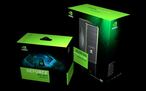 Набор NVIDIA GeForce PC