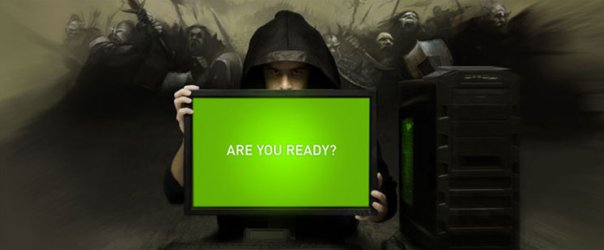 NVIDIA Are you ready