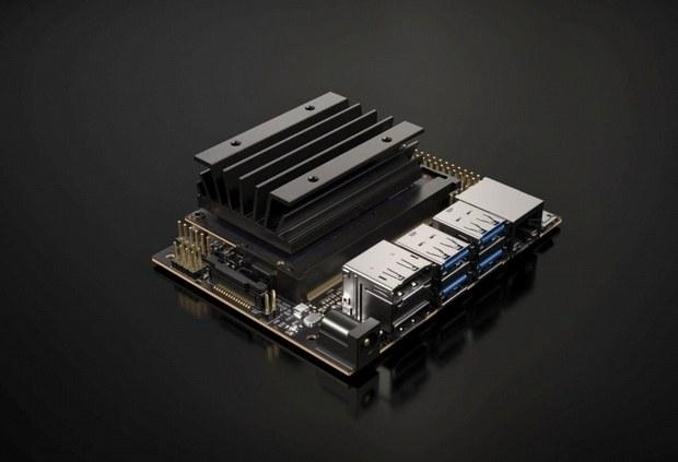 Миникомпьютер NVIDIA Jetson Nano