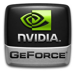 Логотип GeForce