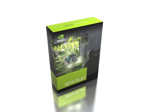 NVIDIA 3DTV Software