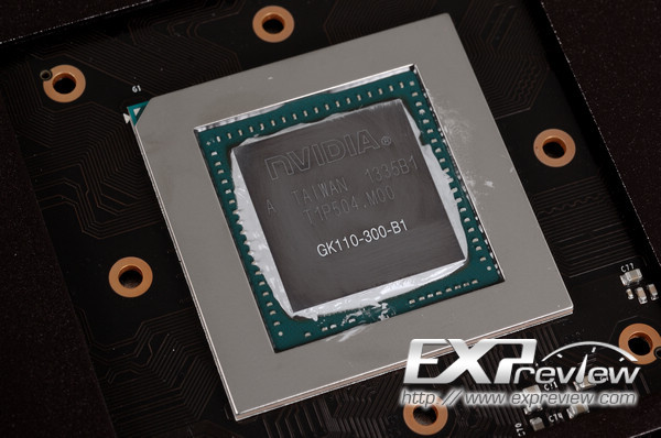 GK110 для GeForce GTX 780 GHz Edition»