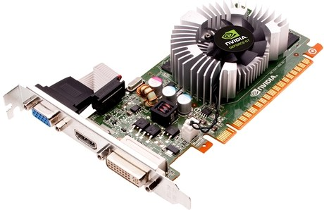 NVIDIA GeForce GT 620