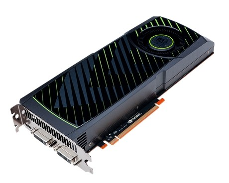 GeForce GTX 560 Ti (448 Cores)