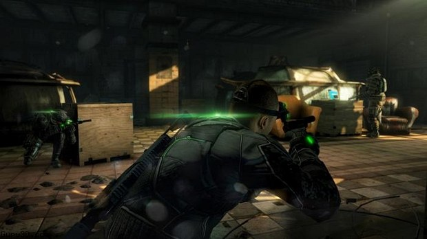 Tom Clancy's Spinter Cell Blacklist