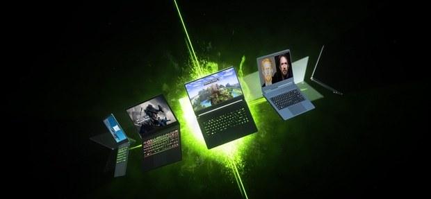 Ноутбуки GeForce